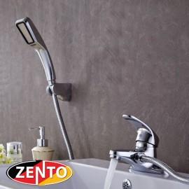 Bộ vòi chậu lavabo kết hợp sen tắm nóng lạnh Zento ZT2042